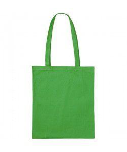 Sac coton BIO Couleur Anses longues - tote bag bio imprimé en France par Sacpub