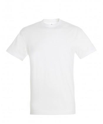 Tee-Shirt Publicitaire Coton Blanc - sacpub