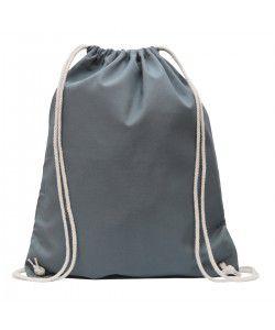 Sac à dos coton Couleur 38x46 personnalisé en France par sacpub