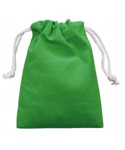 Pochette coton couleur XS 10x14 cm personnalisé par sacpub.com