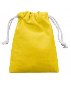 Pochette coton couleur XS 10x14 cm