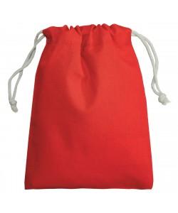 Pochon coton couleur S 15x20 - sacpub