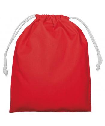 Pochon coton couleur 25x30 cm - sacpub