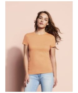Tee-Shirt Publicitaire Femme REGENT coton couleur