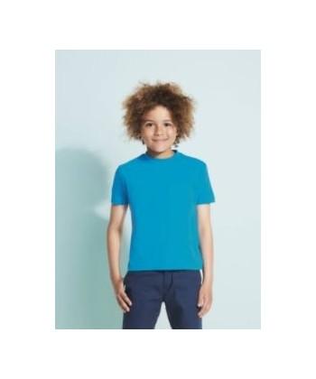 Tee-Shirt Publicitaire Enfant REGENT coton Couleur
