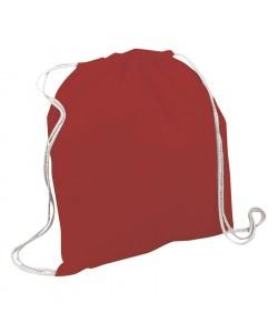Sac à dos en coton Couleur 37x40,5 cm imprimé par sacpub