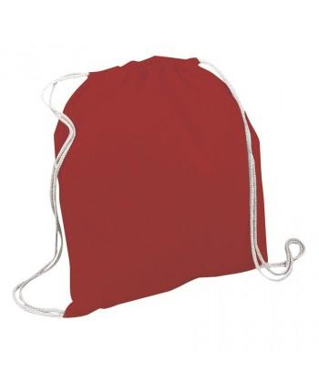 Sac à dos en coton Couleur 37x40,5 - sacpub