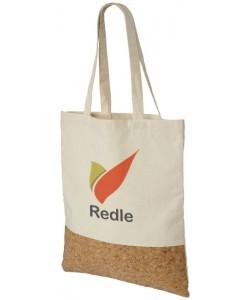 tote bag shopping publicitaire CORK naturel 41x38 cm personnalisé par sacpub