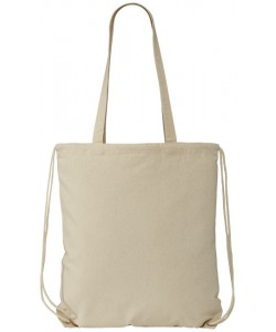 Sac coton DOBLE naturel - sacpub