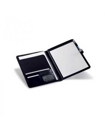 Porte-documents à boucle métallique
