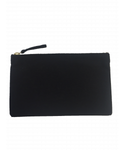 Trousse personnalisée 20x12 noire - Sacpub