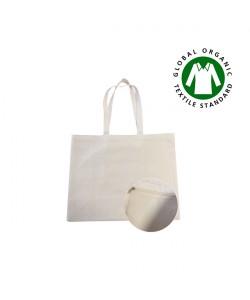 Sac coton 40x50 330gr - tote bag bio imprimé en France par Sacpub