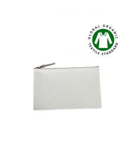 Trousse coton BIO 25x15 cm - Sacpub