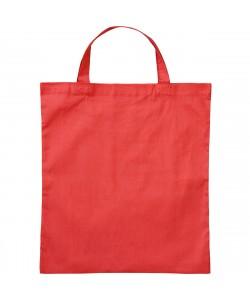 Sac coton BIO Couleur Anses courtes 38x42 cm personnalisé- tote bag bio imprimé en France par Sacpub