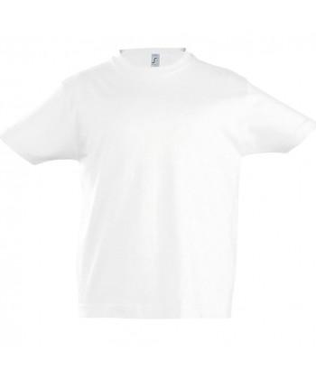 Tee shirt publicitaire IMPERIAL Enfant personnalisé par Sacpub