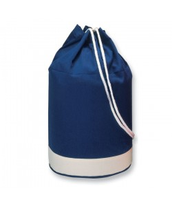 Sac coton marin Yacht rouge ou bleu personnalisé par Sacpub