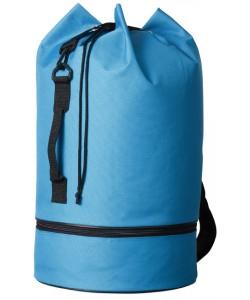 sac marin couleur avec compartiment zippé personnalisé par Sacpub grossiste textile publicitaire