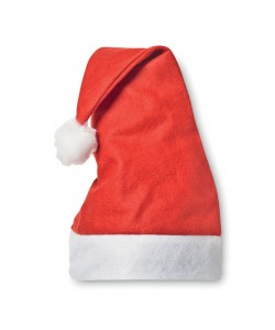 Bonnet de Noël publicitaire pas cher personnalisé en France par Sacpub