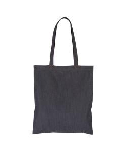 Sac coton DENIM 155 proposé par Sacpub grossiste de sacs publicitaires