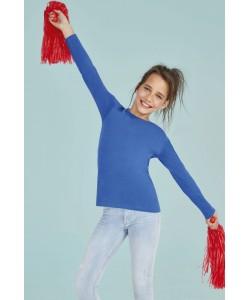 TEE-SHIRT-ENFANT-MANCHES-LONGUES-IMPERIAL-LSL-KIDSimprimé-en-France-par-Sacpub-spécialiste-du-textile-publicitaire