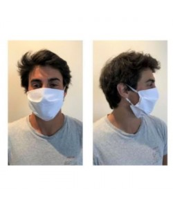 Masque de protection coton personnalisation france par sacpub