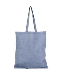 Sac couleur en coton recyclé et Anses longues - tote bag imprimé en France par Sacpub